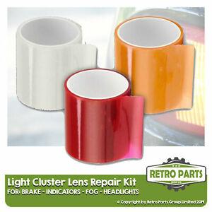 Brake/Fog Light Unit Repair Lens Tape Kit For Sunbeam. Lamp Seal MOT Pass