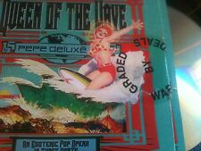 Pepe Deluxe - Queen Of The Wave [CD ] RARE OOP