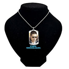 PENDANT FOR NECKLACE MARINES PERSONALIZED PRINT CUSTOMIZED PHOTO HD LOGO
