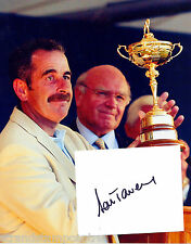 """Sam Torrance - Colour 10""""x 8"""" Ryder Cup Photo + Signed Card - UACC RD223"""