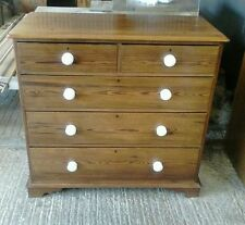 Country Antique Chests of Drawers