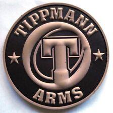 TIPPMANN Tactical Firearm RIFLE FIREARM PISTOL RARE V-back PVC PATCH