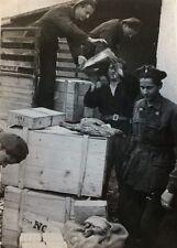 Foto Originale Militi del Battaglione San Marco RSI 1944