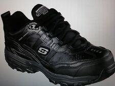 Skechers  - 76582 Womens DLite Slip Resistant Tolland Work  Shoe / SIZE 8 MED