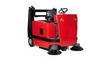 Stolzenberg TwinTop TTE 1300 Aufsitz Kehrmaschine Kehrsaugmaschine inkl. Akkus