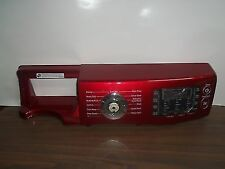 Samsung Washer Control Panel and Interface Board DC97-16107N DC92-00319D Red