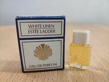 Estee Lauder White Linen 4 ml EDP for Women mini miniature Perfume New