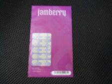 Nip Jamberry Full Sheet Nail Wraps Bright Deco Matte
