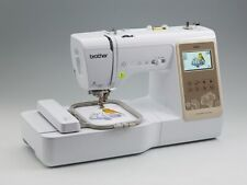 Brother SE625 Embroidery & Sewing Machine Combo Color Screen USB & More