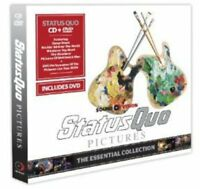 Status Quo - Pictures: The Essential Collection [CD + DVD]