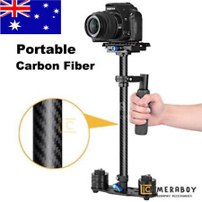 YELANGU S60T Carbon fiber Handheld Steady Stabilizer For Canon EOS 5D2/3 DSLR