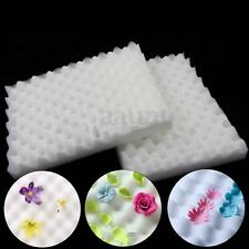2Pcs Flower Drying Mats Sponge Pads Cake Fondant Sugarcraft Decoration DIY Tools
