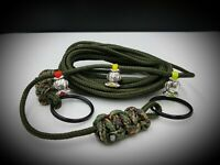 12ft Distance Stick Cord With 3 Fish Rod Markers For Carp Fishing