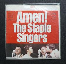 EP The Staple Singers - Amen! - US Epic Juke Box sealed