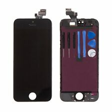 Black For iPhone 5 Full LCD Display Touch Screen Digitizer Assembly Replacement