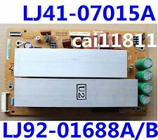 LJ41-07015A Samsung 50U2 X-MAIN(1LAYER) X-MAIN Board LJ41-07015A LJ92-01688A/B