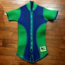 O'Brien International Vintage Womens Large USA Made Ski Wake Board Wetsuit