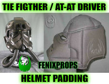 Tie Fighter / AT-AT Driver Helmet PADDING STAR WARS prop
