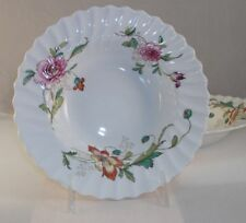 Royal Doulton CLOVELLY 2 Rim Soup Bowls Excellent Cond