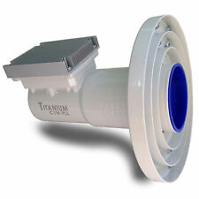 Titanium C1WPLL LNBF Wideband 3.4-4.2 Phase Lock Loop C-band PLL LNBF LNB