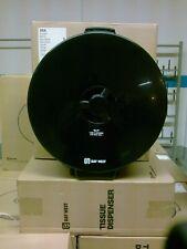 New in Box Bay West 884 Four Roll Toilet Tissue Dispenser, Smoke