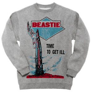 beastie boys licensed to ill sweatshirt