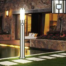LED Stainless Steel Tabletop Light 7 W Garage Motion Sensor Height 800 mm