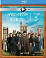 Downton Abbey: Season 5 (Masterpiece) BLU-RAY Andy Goddard(DIR)