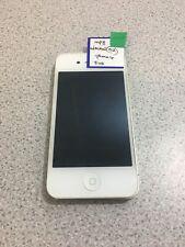 Apple iPhone 4 - 8GB - White (Unlocked) A1332