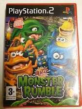 Buzz Junior: Monster Rumble (Sony PlayStation 2, 2007) - UK Version