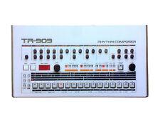 Roland TR-909 Fridge Magnet Iman Nevera