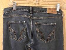 Women's Hollister Jeans size 3S 3 Short Social Stretch Medium Wash 30x30 (2D)