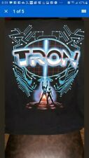 Vintage Tron 2xl glow in the dark shirt. Disney 1999 rare. Very nice
