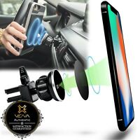 Car Air Vent Mount Magnetic Phone Holder 360 Rotate iPhone 11 XS XR Galaxy S20