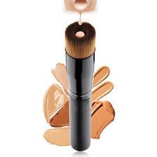 Pro Líquido Suave Cara Rubor en Polvo Cepillo maquillaje cosmético Fundación Crema Contorno