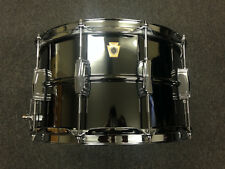 Ludwig LB408 8x14 Black Beauty Snare Drum