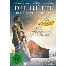 DVD: DIE HÜTTE - Ein Wochenende mit Gott - Bestsellerverfilmung! *NEU* °CM°