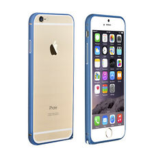 "Carcasa Metal Cubierta Protectora para IPHONE 6 & 6S 4.7"" en Royal Azul"