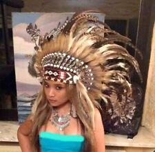 War bonnet Kopfschmuck Indianerschmuck Coiffe Indienne LBH Headdress 2020