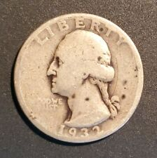 USA 1932 Washington Quarter - Silver