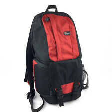 Lowepro Backpack Camera Bag Backpack - SLR Camera Bag Black / Red Fastpack 100