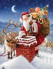 Springbok Puzzle Christmas Puzzle Santa Puzzle 500 Piece Puzzles Boys Girls New