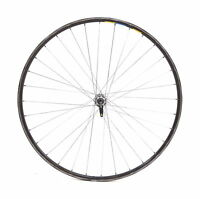 Mavic Open 4 CD Road Bike Front Wheel 700c Clincher QR Shimano HB-6400 Hub