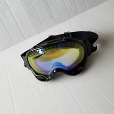 Oakley Snow Ski Goggles - Classic A-Frame with Yellow Green Lens