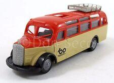 Praliné Bus MB 0 3500 Reisebus 100 Jahre Automobil Daimler Benz 1:87 H0