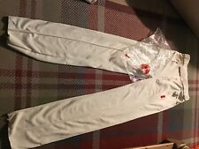 Genuine Vintage Cricket Troursers ( Whites)  Brand Ss  New Old Shop Stock