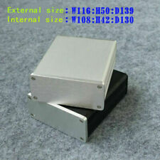 Audio Amplifier Enclosure Mini AMP Case Preamp Box PSU Chassis Full Aluminum
