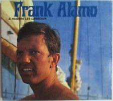 "FRANK ALAMO - CD DIGIPACK ""À TRAVERS LES CARREAUX"" - MAGIC RECORDS"