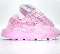 Nike Huarache Run SE GS Light Arctic Pink White AV8440-600 5Y Women's 6.5