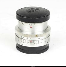 Lens Meyer Primoplan 1.9/58mm No.1194445 for Contax S Pentax M42
